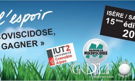 Le Green de l'espoir : cinq étapes en Isère et Savoie