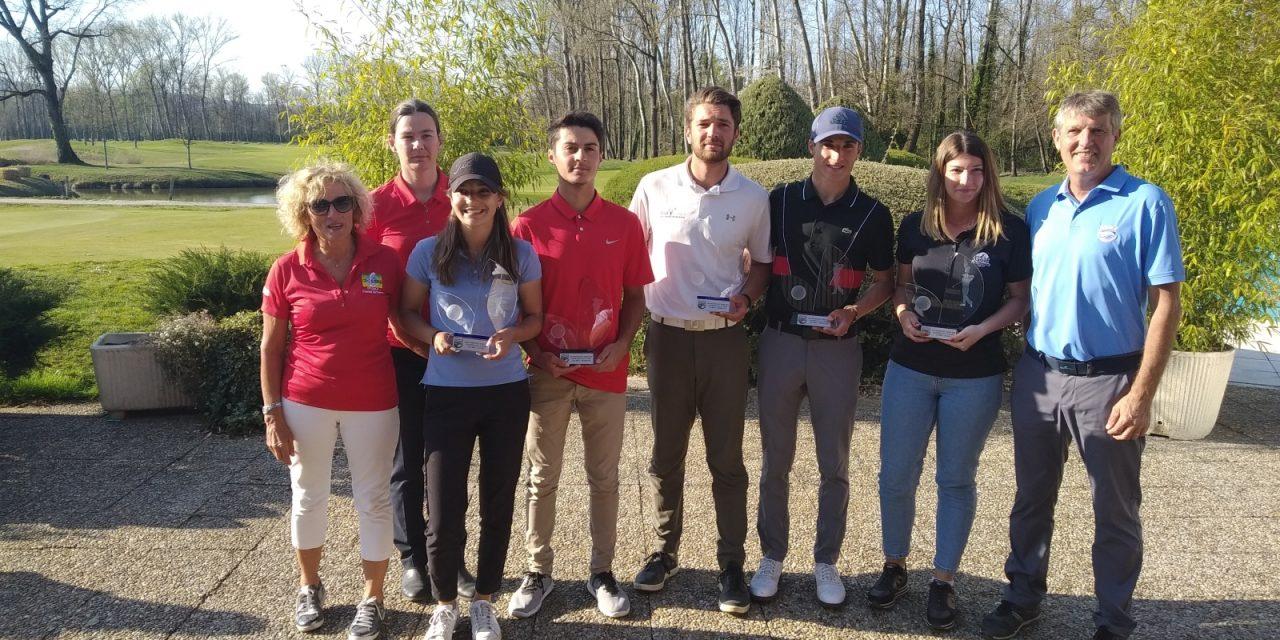 Grand Prix de l'Isère : succès de Marie Pardi et Albert Duchène