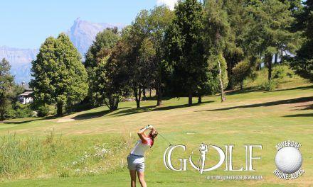 Ouverture du golf du Mont d'Arbois ce week-end