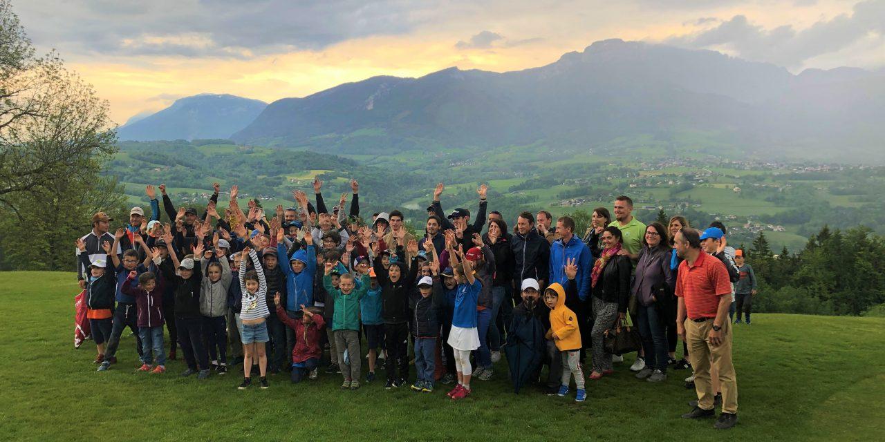 Trophée Lac et Montagne : le Belvédère vainqueur à domicile