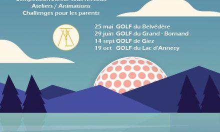 Trophée Lac et Montagne autour d'Annecy