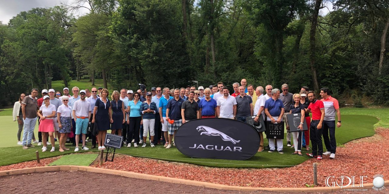 Jaguar Golf Trophy au Lyon-Tassin