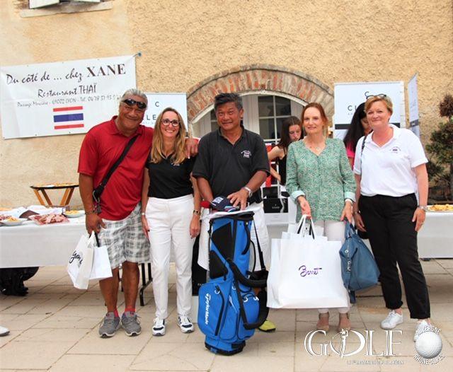 Trophée Xane à Mionnay : générosité et convivialité