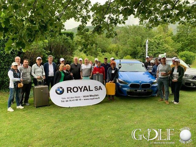 Solidarité lors du Trophée Rotary à Seyssins