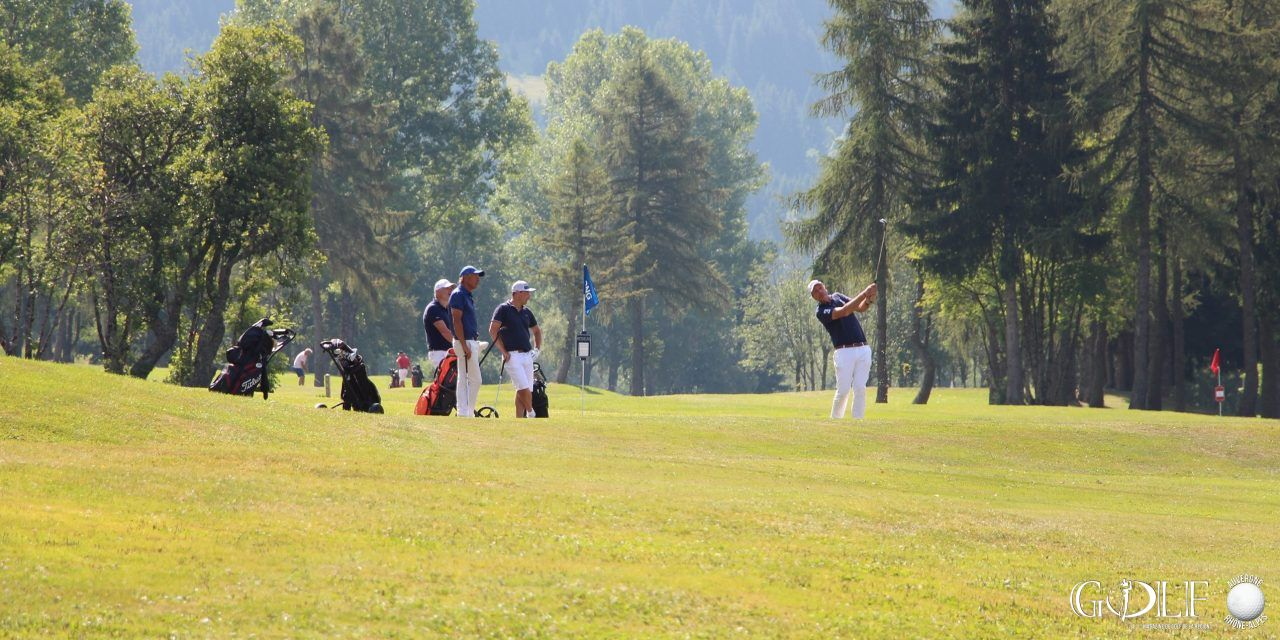 Megève: Pro-Am Four Seasons & Partners