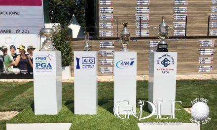 Evian Championship: la fête au cœur de l'été