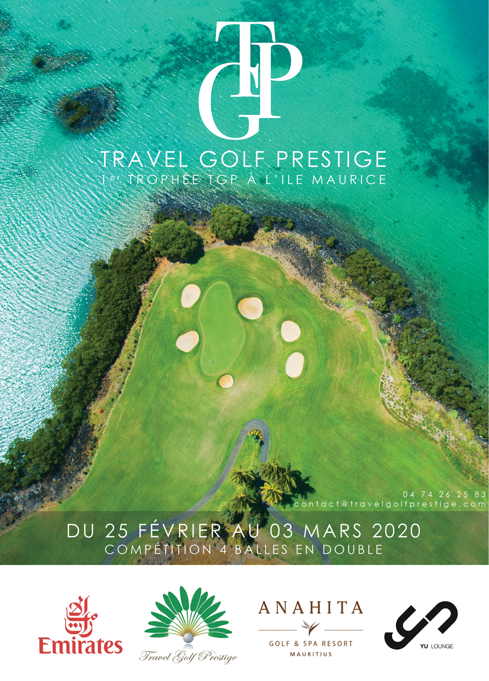 Travel Golf Prestige