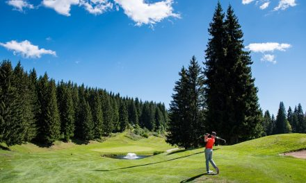 La Golf Vintage aux Gets