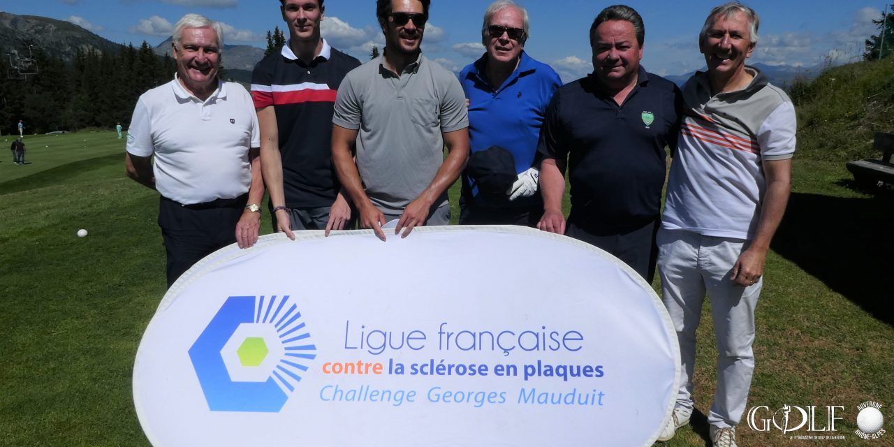 Challenge Georges Mauduit à Méribel et au G.C Lyon