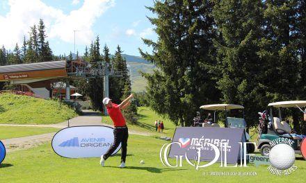 Méribel Golf Pro-Am: Lionel Weber s'impose