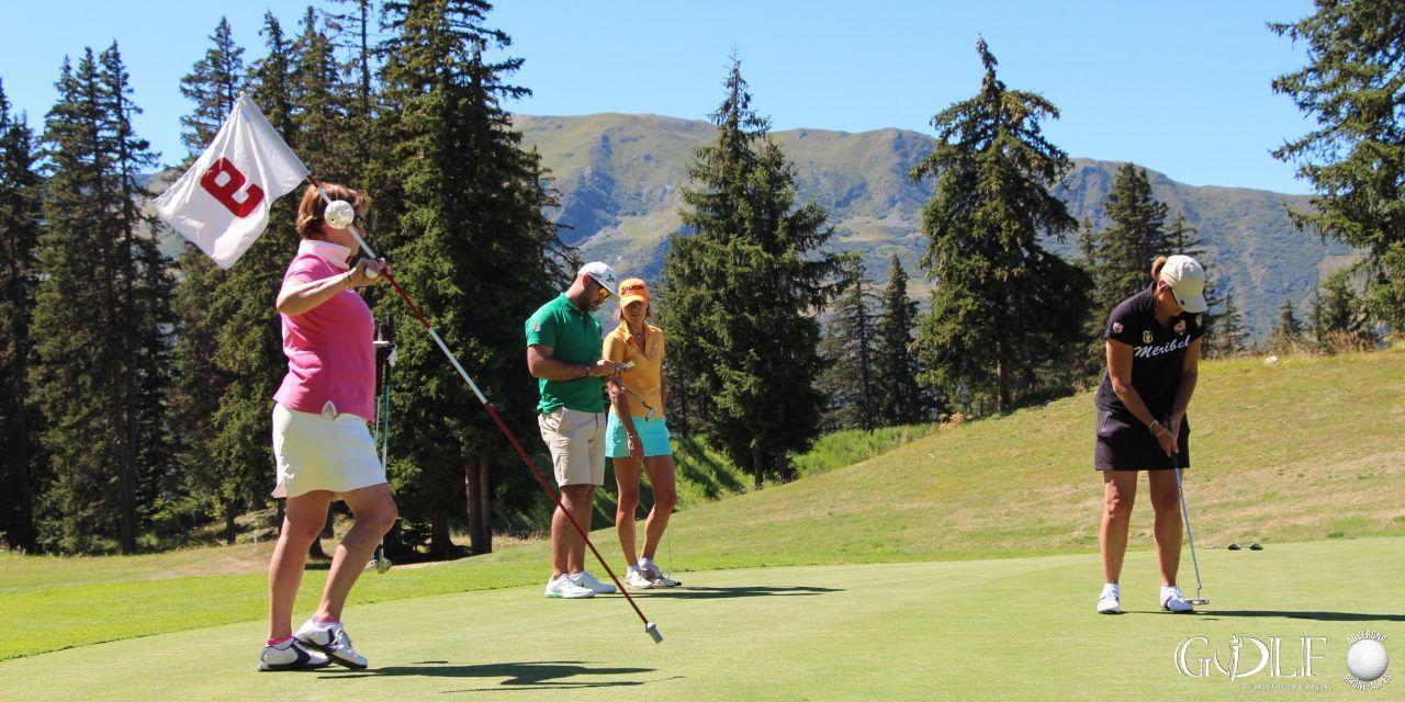 2è édition du Méribel Golf Pro-Am