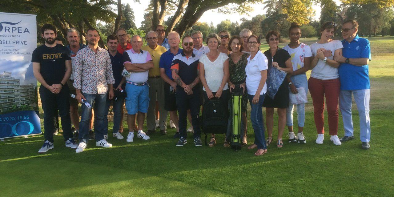 Vichy: Trophée Orpea au Sporting GC