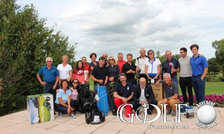 Golf Pluset Lyon Salvagny GC : un partenariat de 25 ans