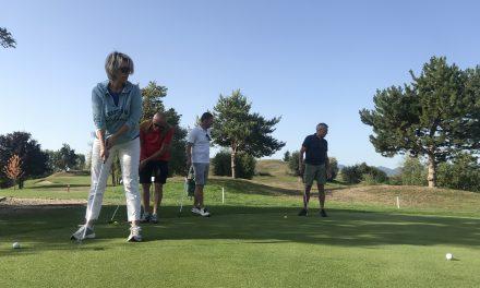 Tous au golf à Riom
