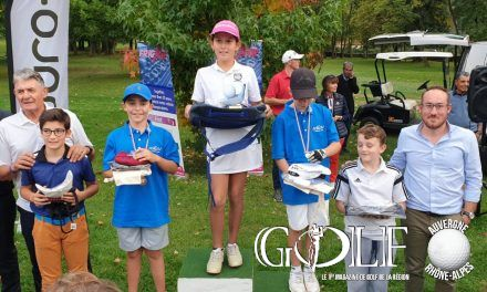11e Putter d'Or à Uriage : participation record