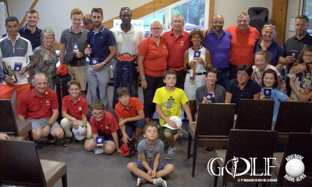 Championnat du club au Lyon Chassieu