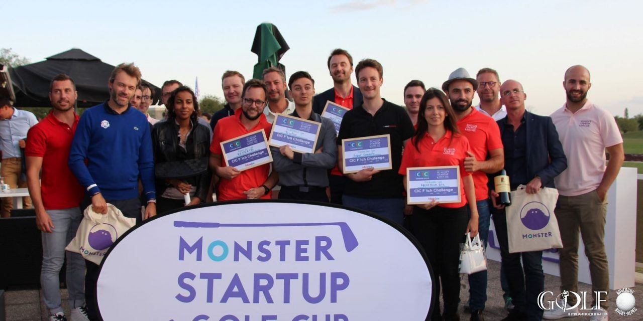 Chassieu : Monster Startup Golf Cup