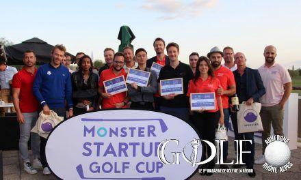 Chassieu: Monster Startup Golf Cup