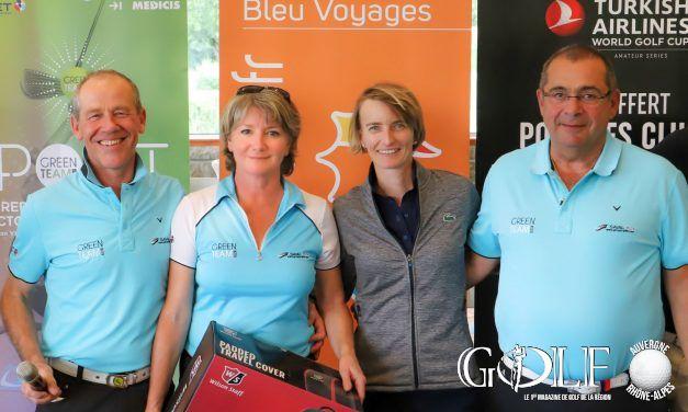 Sport-Am Green Team au GCL