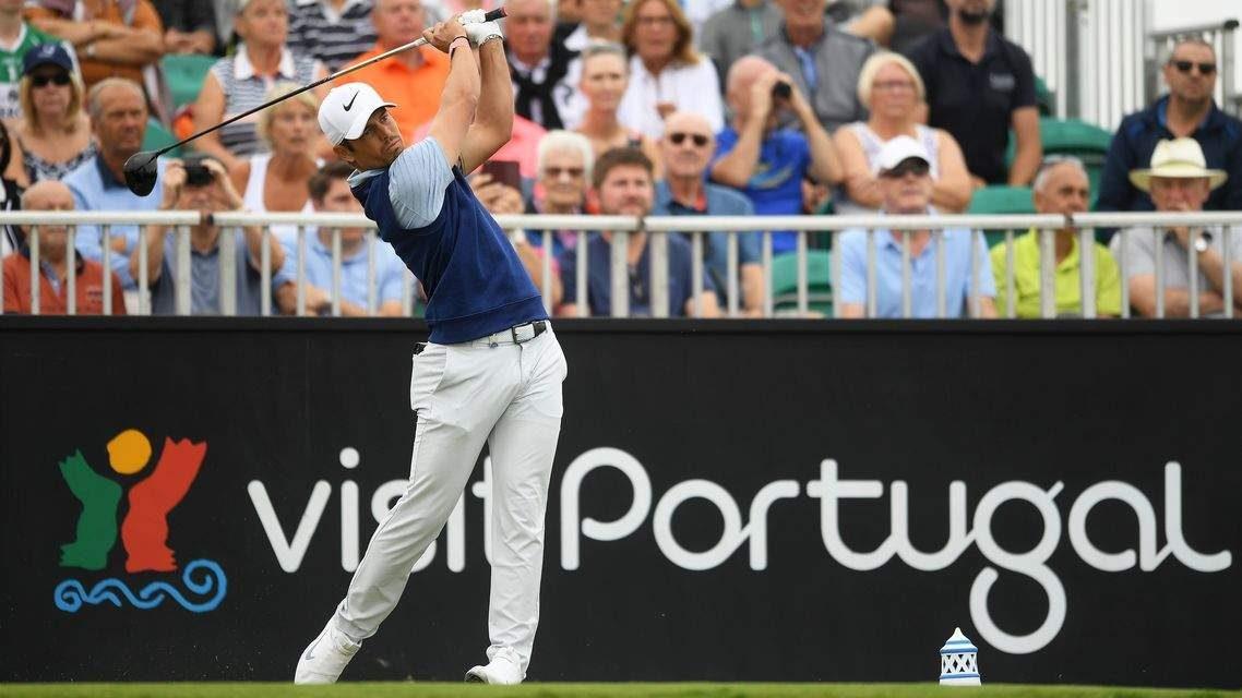 Adrien Saddier 4e du Portugal Masters