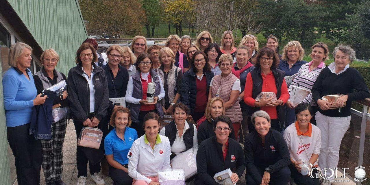 Grand Lyon Chassieu: trophée des Dames