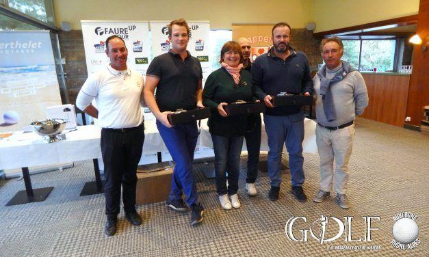 Pro-Am PGA – Faure Up Tour au G.C Lyon