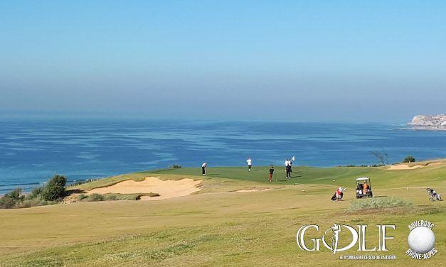 « Les Duos du Golf d'Agadir » (27 novembre – 2 décembre)