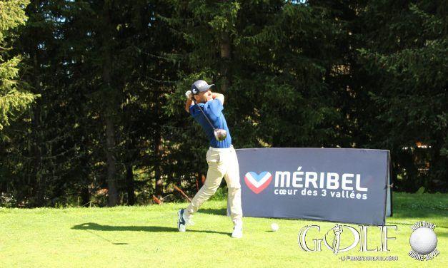 Une belle saison pour le golf de Méribel