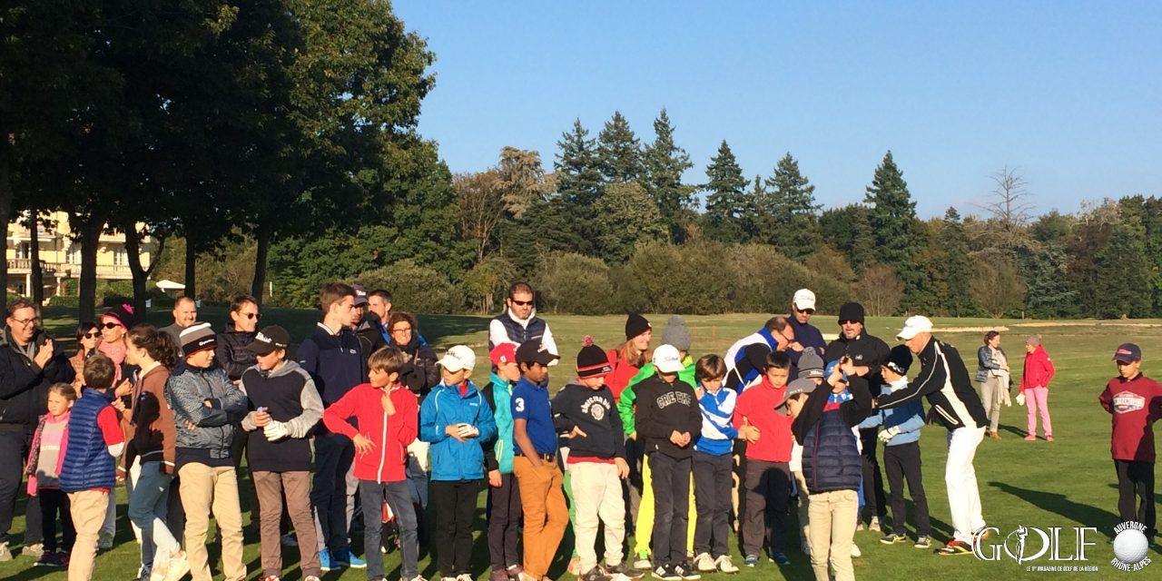 Golflower Tour Kids: la 8è édition débute en mars