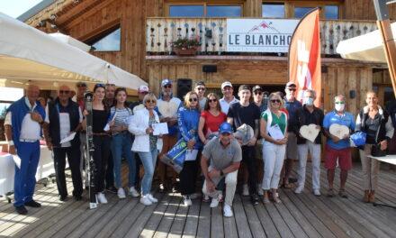 Succès du Trophée de l'ESF à Méribel
