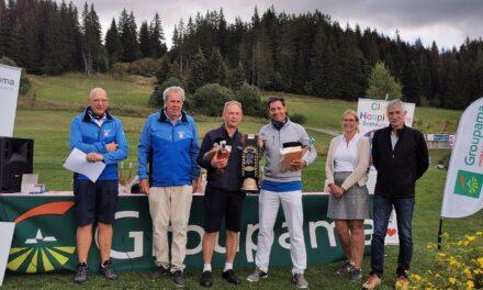 ''Air Pur, Golf et Reblochon'' aux Gets