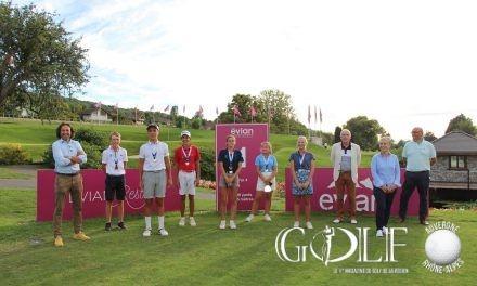 G.P Jeunes d'Evian: les Rhônalpins aux places d'honneur