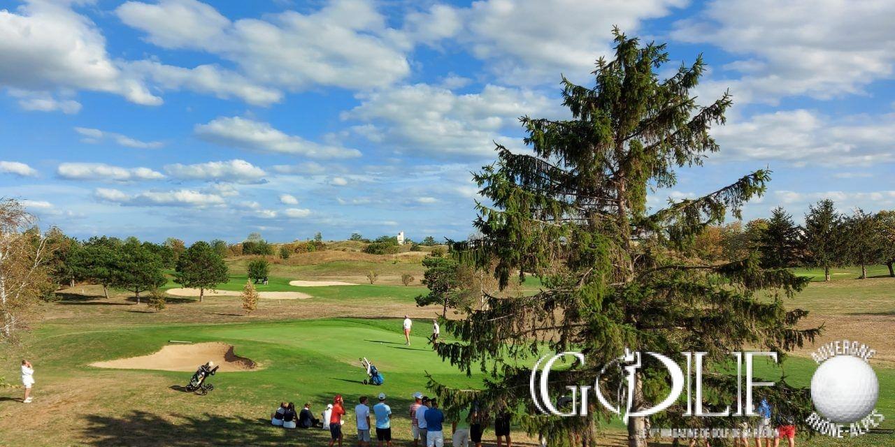 Golf et BPCO au Lyon Chassieu le 27 septembre