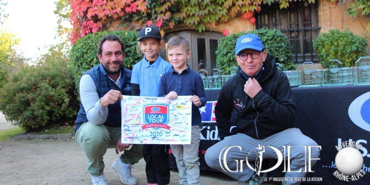 Succès de la finale de l'US Kids Lyon Local Tour au Gouverneur