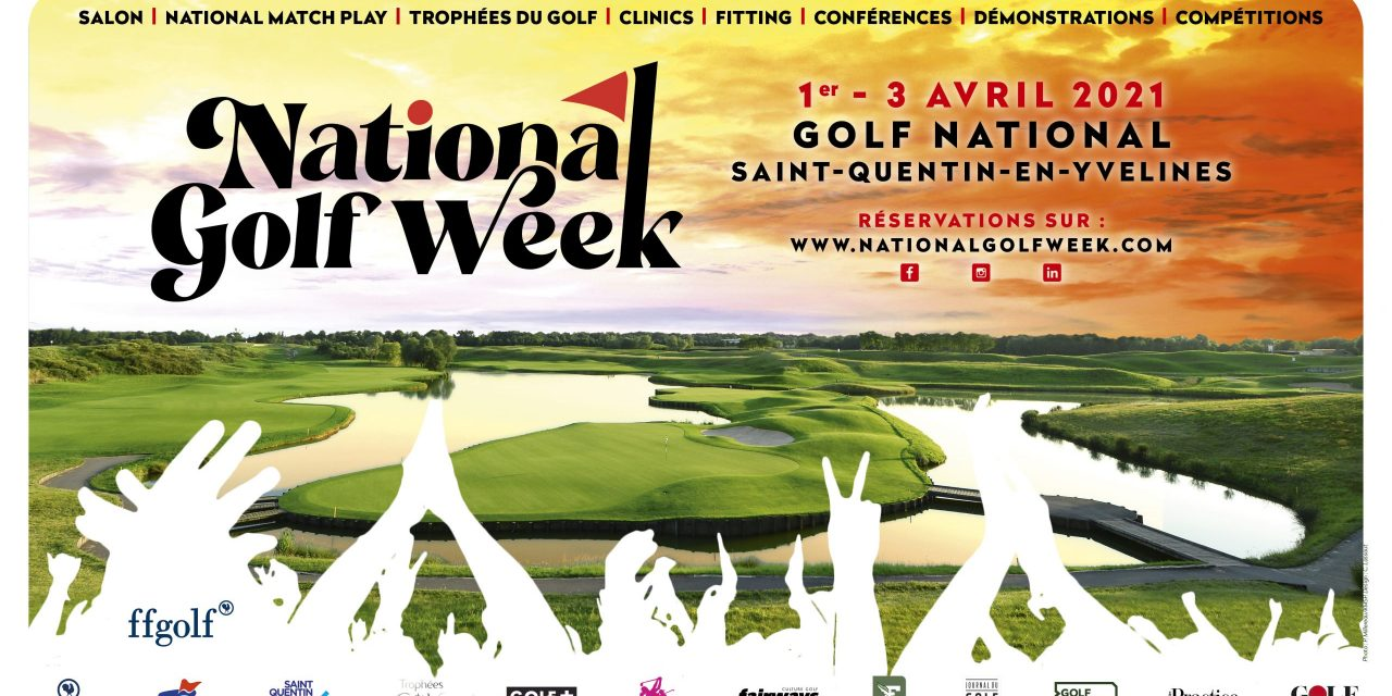 La National Golf Week, début avril au Golf national