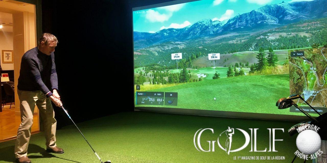 Nouveauté: Golfinesse, un «golf lounge» à Lyon