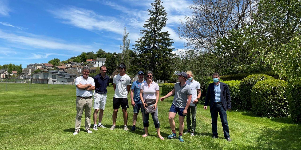 Les samedis caritatifs du golf de Vézac-Aurillac