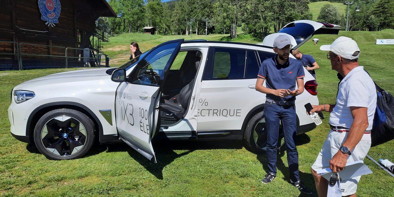 Au Mont d'Arbois, la BMW Golf Cup ouvre la saison