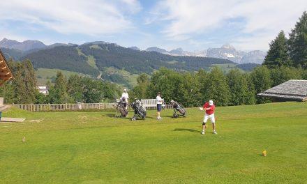 Le championnat départemental séniorsde Haute-Savoie a démarré