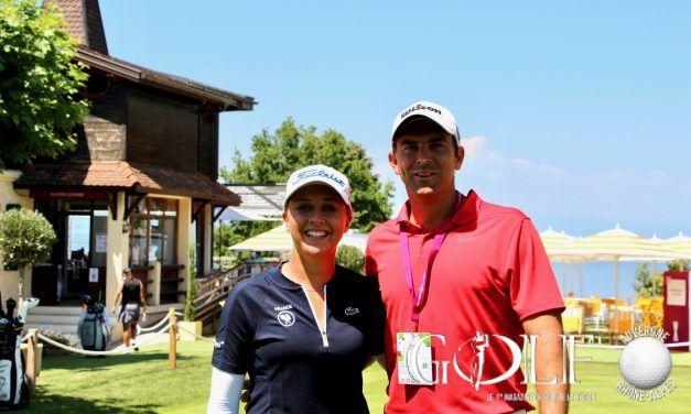 Duo drômois à The Amundi Evian Championship