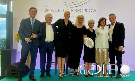 Amundi Evian Championship : The Prize for a better tomorow