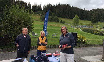 Championnat Séniors de Haute-Savoie aux Gets