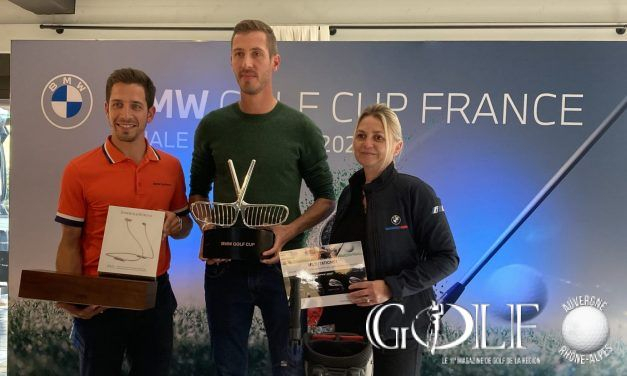 La finale de la BMW Golf Cup à l'Evian Resort