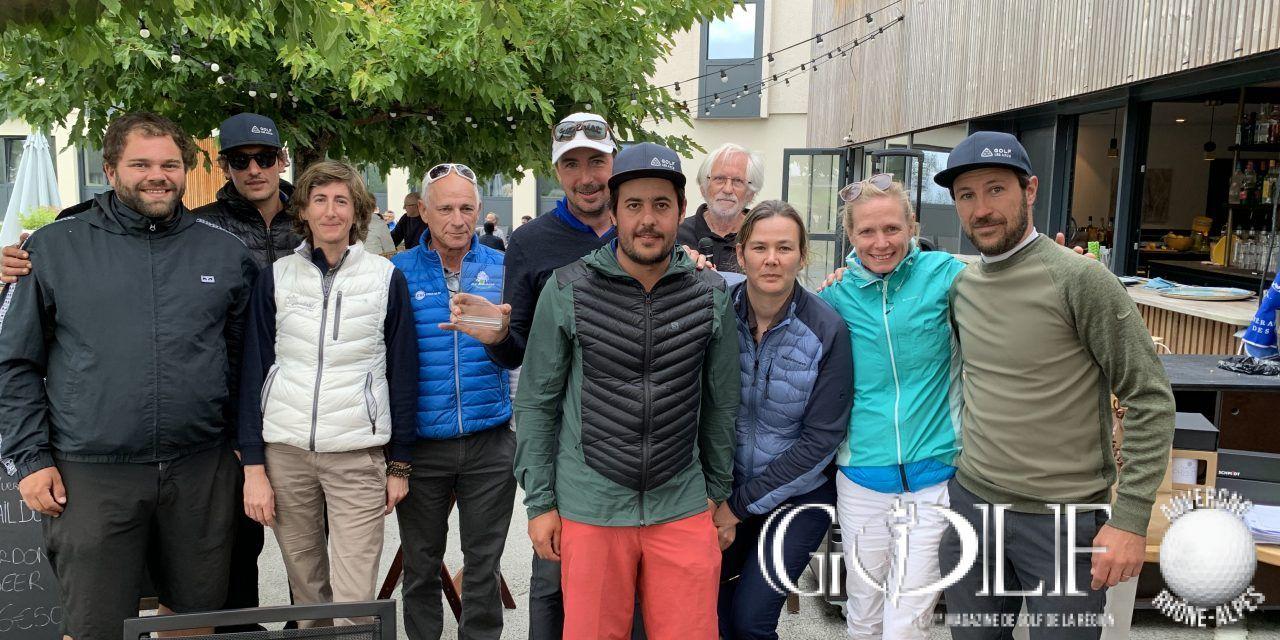 Les Arcs remportent le championnat des golfs de montagne